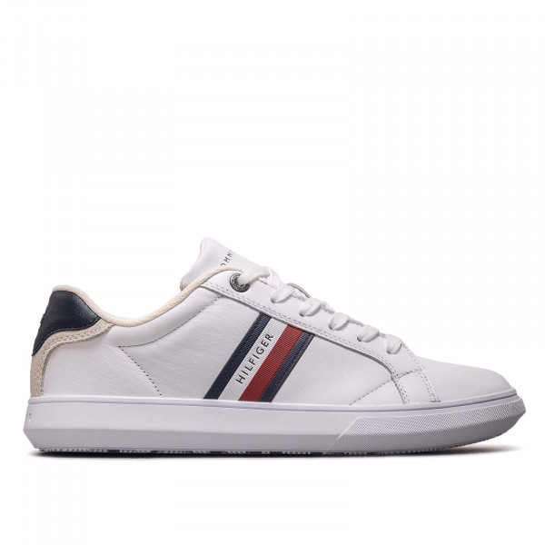 Herren Sneaker Essential Cupsole White