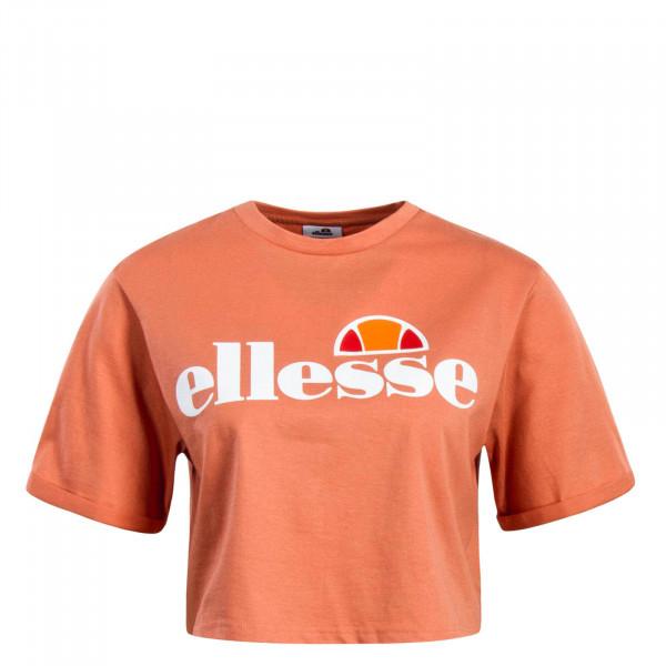 Damen T-Shirt Alberta Orange