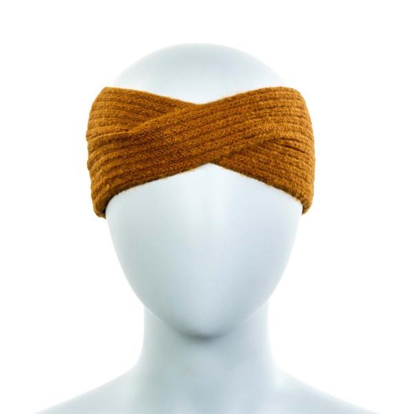 Damen Stirnband Sofia Pumpkin Spice