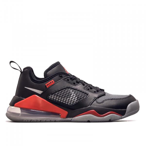 Herren Sneaker Mars 270 Low Black Metallic Silver Noir