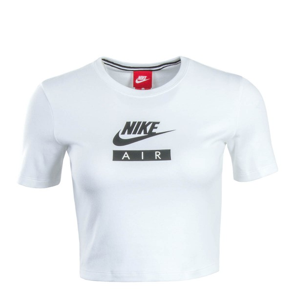 Nike Wmn Crop Top NSW Baby Air White