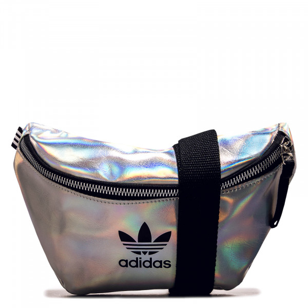 Hip Bag 9632 Silver Black