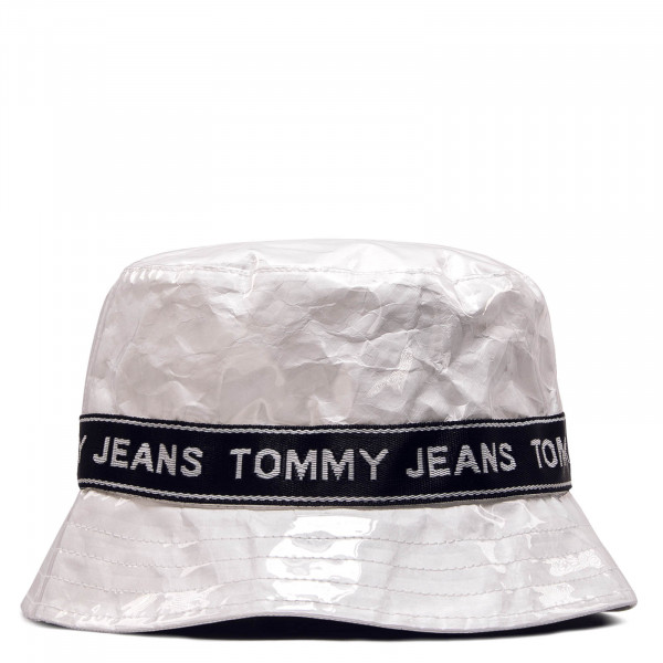 Hat Logo Tape White