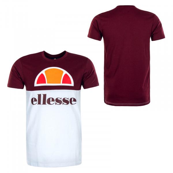 Herren T-Shirt Arbatex Burgundy