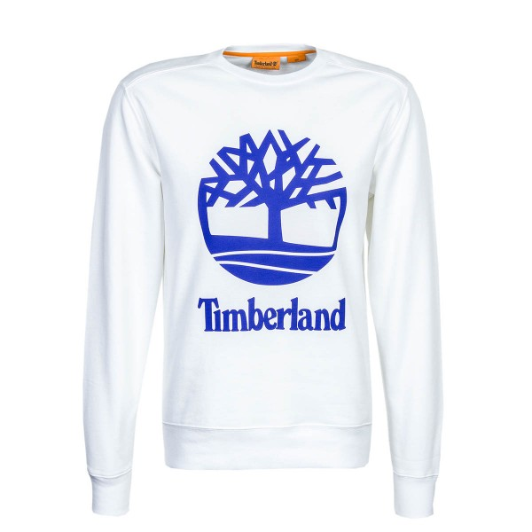 Timberland Sweat 90S Insp Logo White