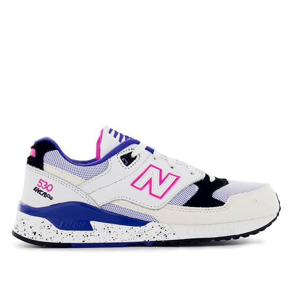 New Balance U M530 KIE White Purple