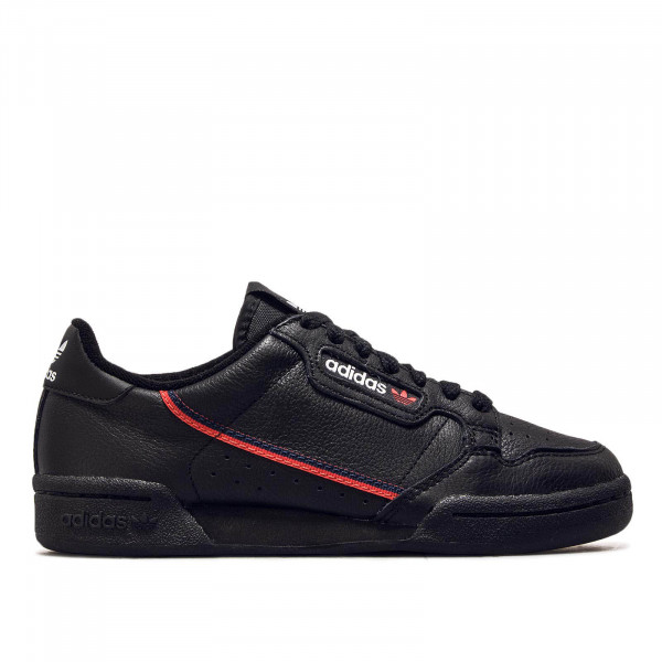 Adidas Continental 80 Black Red