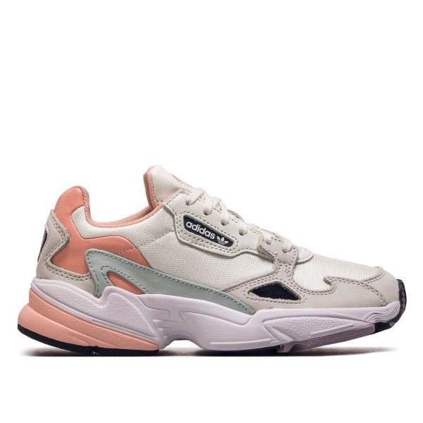 Damen Sneaker Falcon Grey Mint Peach