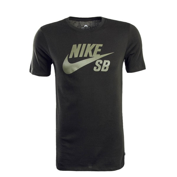Nike TS SB Logo Olive