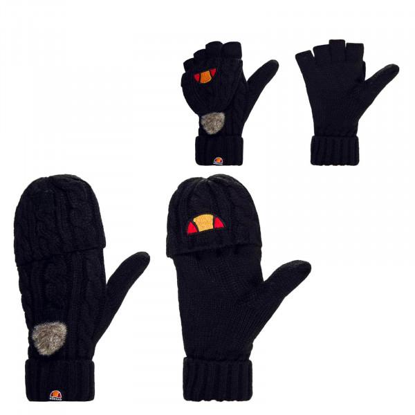 Ellesse Glove Kelsa Mittens Black