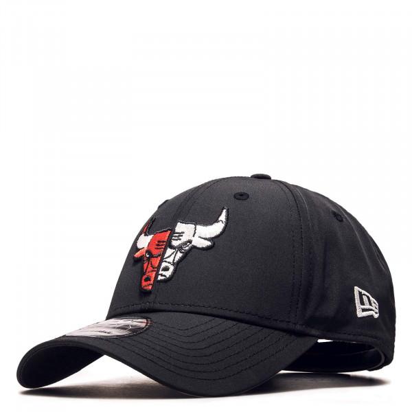 Unisex Cap - Half Half 9 Forty Chicago Bulls - Black