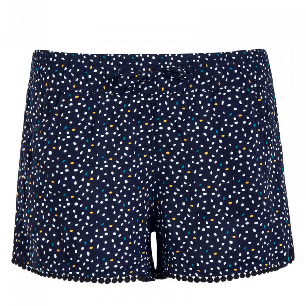 Damen Short 61531 Navy Dots
