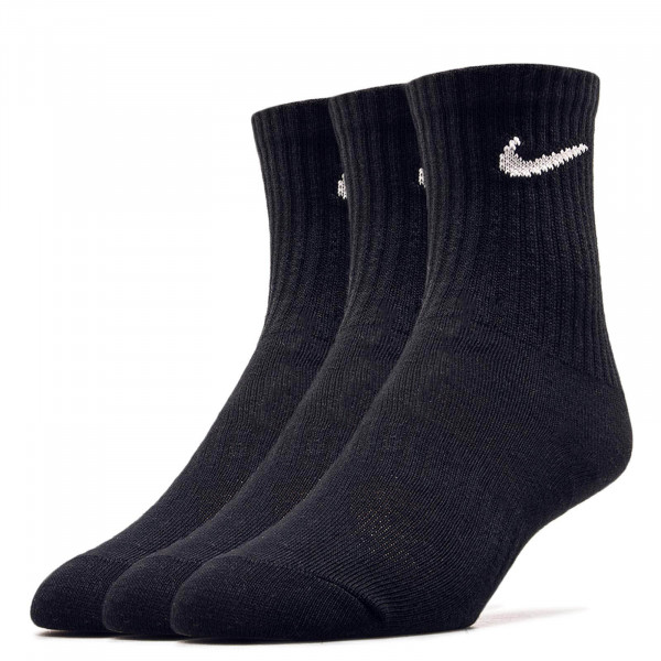 Nike Socks Everyday 3er-Pack Black