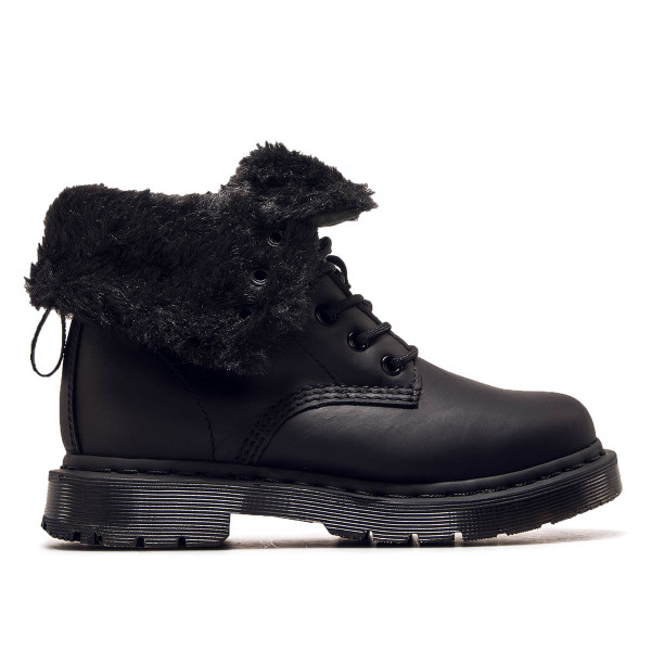 Dr Martens Wmn Boot 8 Eye Kolbert  Black