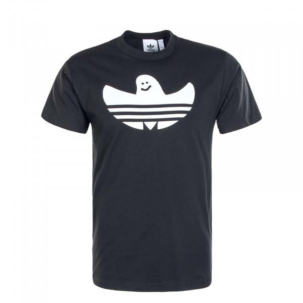 Herren T-Shirt G Shmoo Black