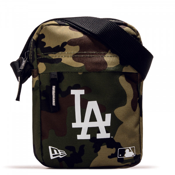 Mini BagLA Lakers Camouflage Olive White