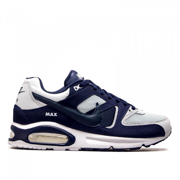 on sale 8e52a 552b3 Herren Sneaker Air Max Command Grey Navy