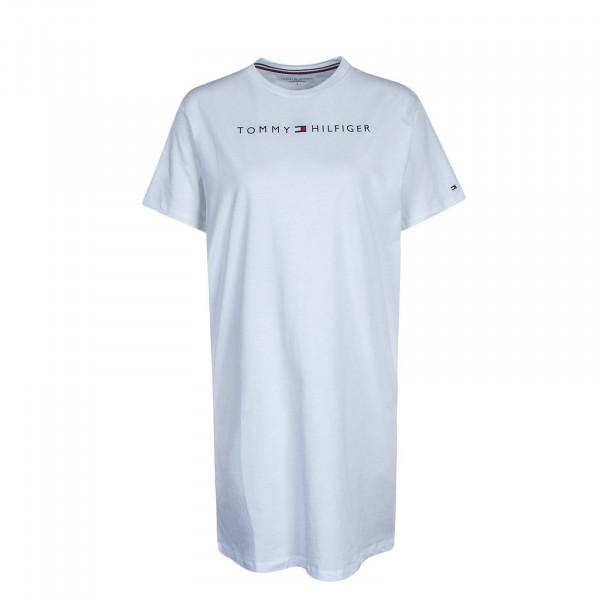 Kleid Half Sleeve Classic White