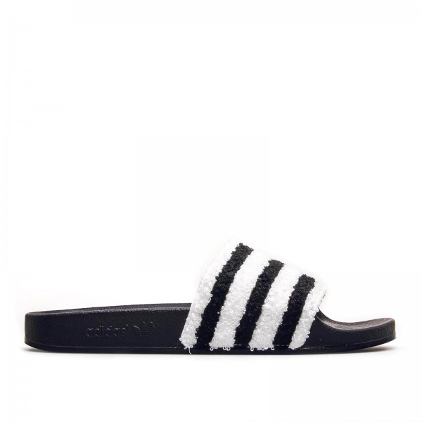 Adidas Adilette Core Black Black White