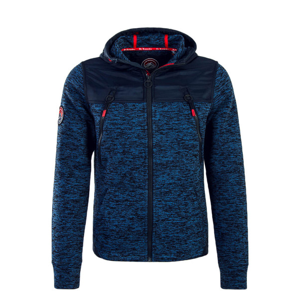 Superdry Jkt  Mountain Indigo Blue
