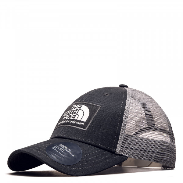 Trucker Cap - Mudder Trucker - Asphalt Grey