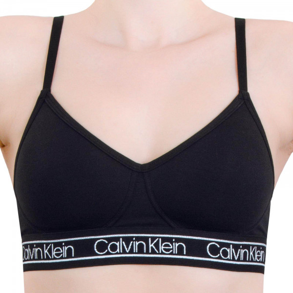 Damen Bralette 5232 Lined Black White