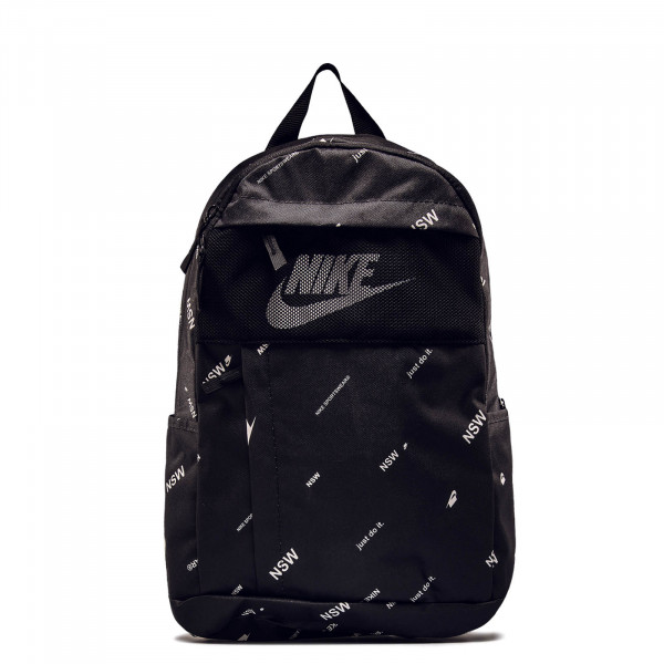 Rucksack Elemental Black White