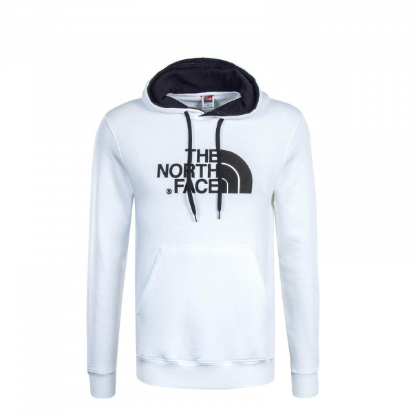 Northface Hoody Drew Peak White Black