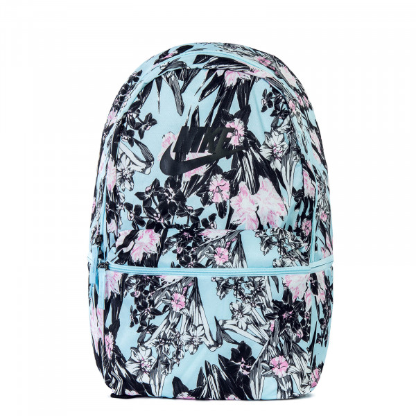 Backpack Heritage Lt Blue Flower