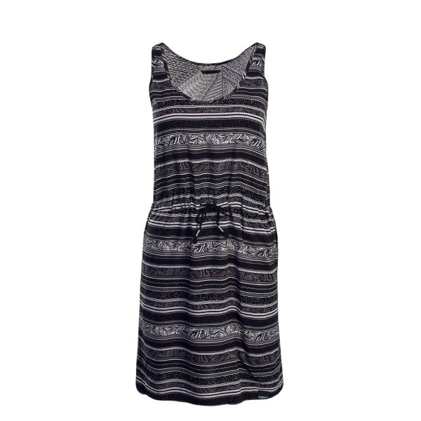 Iriedaily Wmn Dress Flairy Lt Black