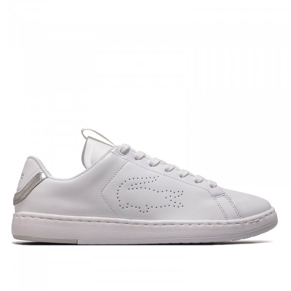 Lacoste Wmn Carnaby EVO White Silver