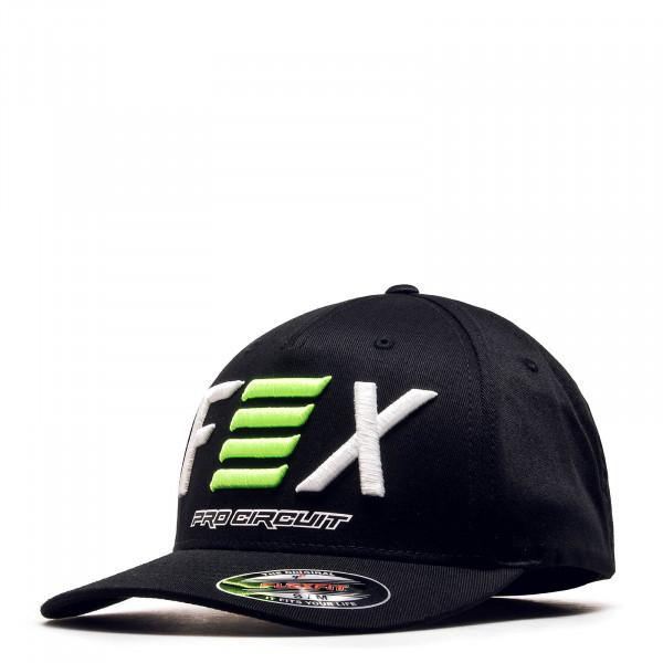 Fox Cap Fox Pro Black Green