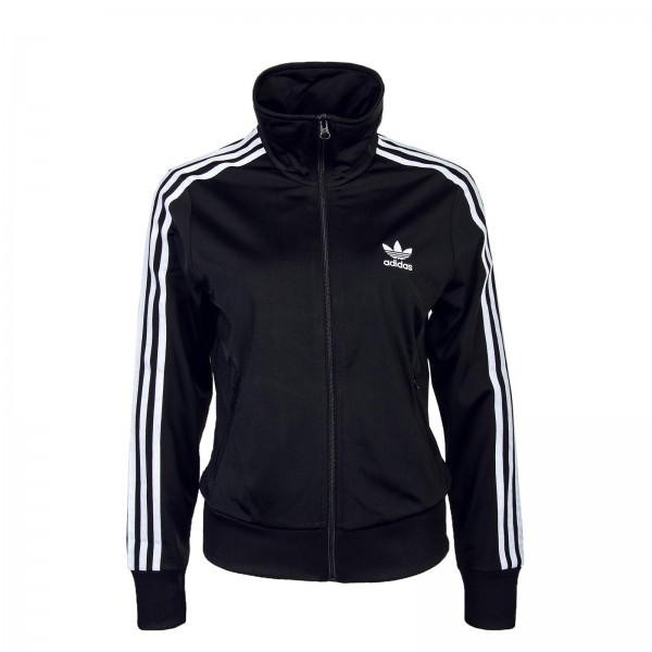 Adidas Wmn Trainingjkt Firebird BlackWht