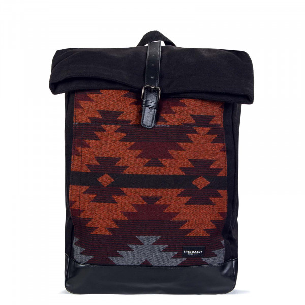 Santania Rolltop Backpack  Antra Red