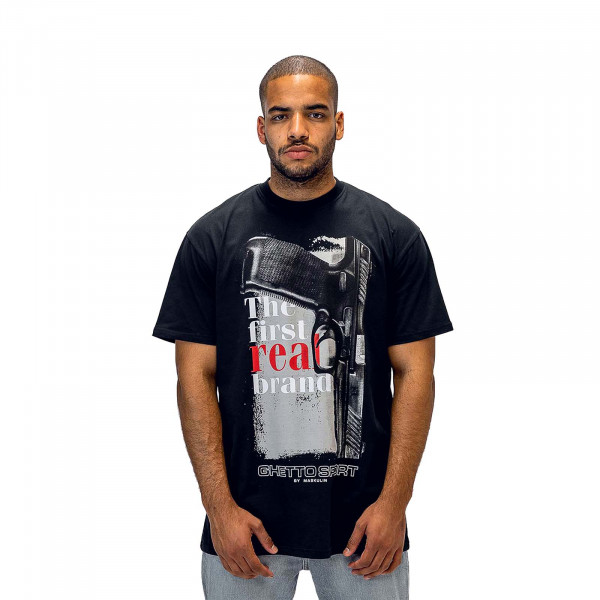 Herren T-Shirt Semi Automatic