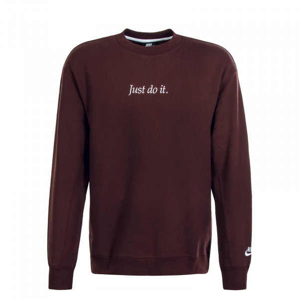 Herren Sweat NSW JDI 414 Bordeaux White
