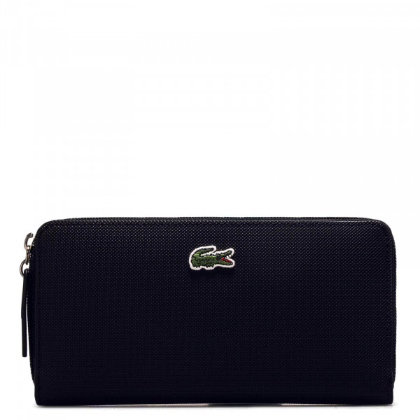 Wallet Split Cow Black