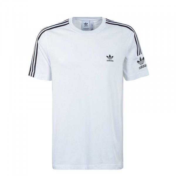 Herren T-Shirt - 8752 - White / Black