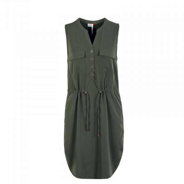 Damen Kleid - Roisin - Dark Olive