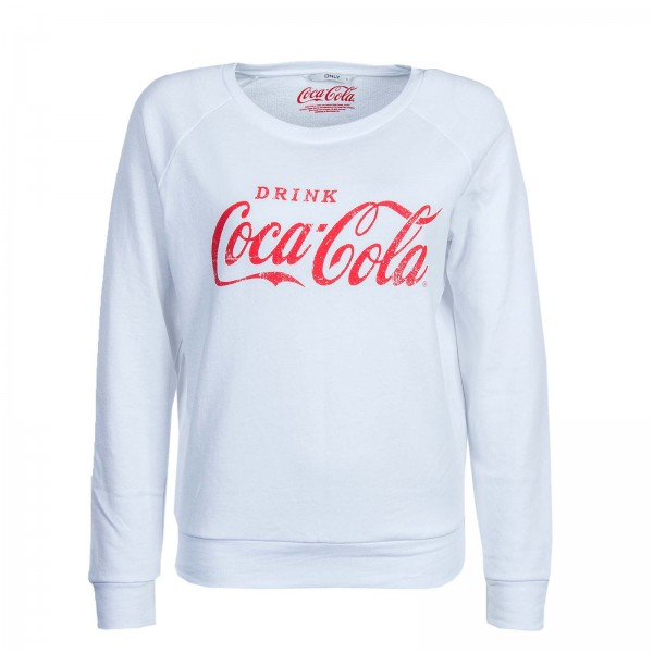 Only Sweat Coca Cola White