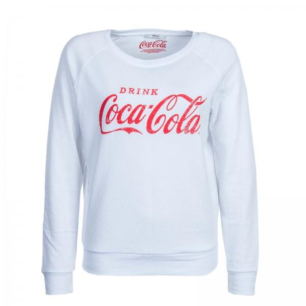 Only Sweat Coca Cola White