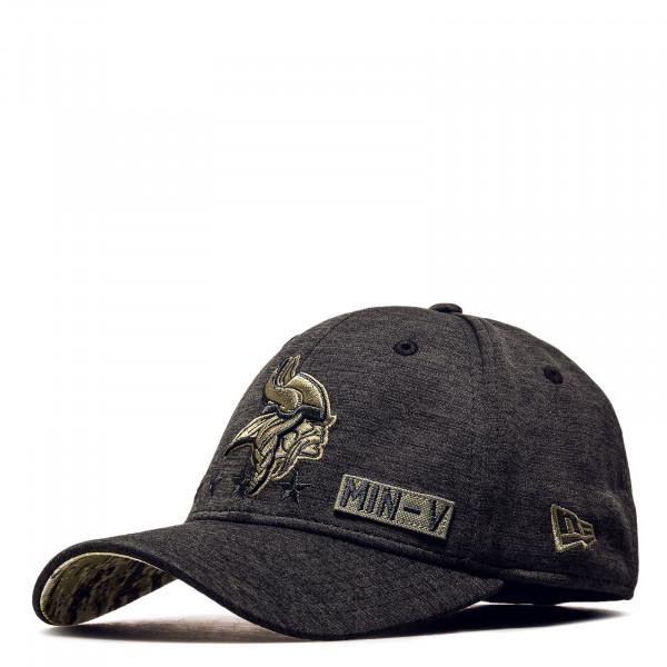 Cap NFL20 STS 3930 Vikings Black Olive