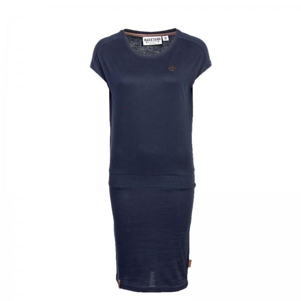 Naketano Dress Grüss den Pavian DarkBlue