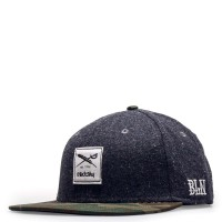 Iriedaily Cap Daily Nep Charcoal Olive