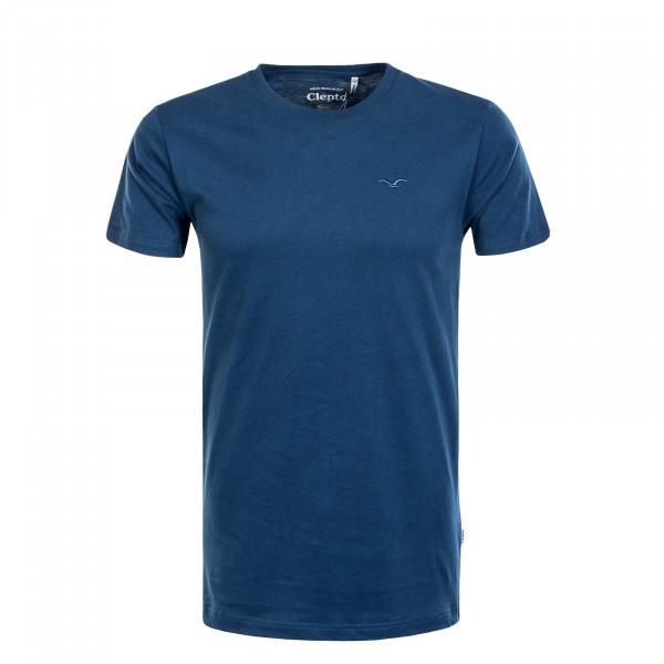 Herren T-Shirt Ligull Regular Blue Wing
