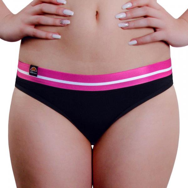 Damen Bikini Slip Sara Black