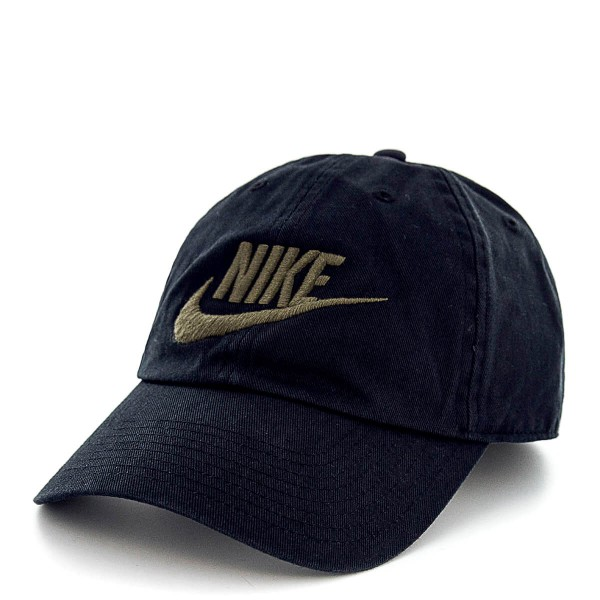 Nike Cap NSW Wash H86 Black Olive