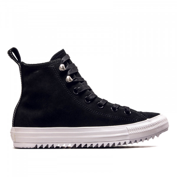 Damen Sneaker CTAS Hiker Hi Black White