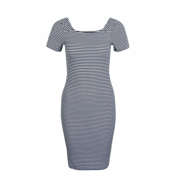 Kleid Fiona Life S/S Cloud Stripe Night