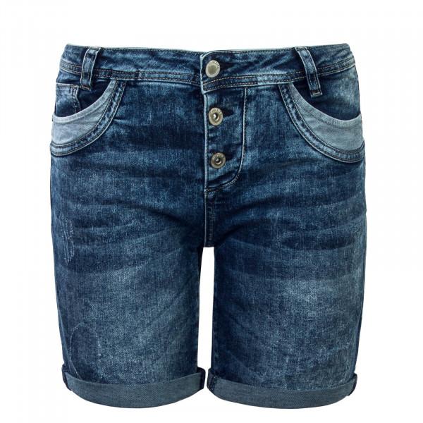 Damen Short 61825 Blue